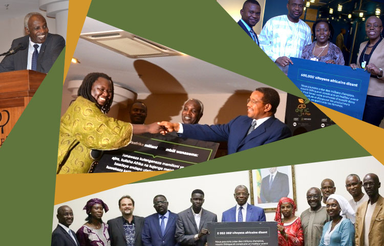 "AU leaders' summit in Malabo, pledge to ""Do Agric""!"
